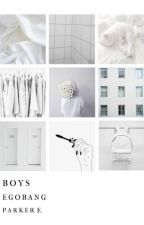 boys :・゚✧ egobang one-shots by ninjasexparker