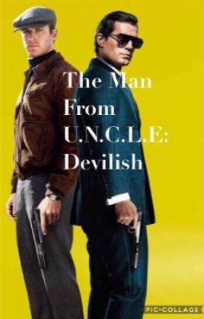 The Man From U.N.C.L.E: Devilish by fruitygalaxies