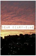 dear diary |2jae| by idkwziam