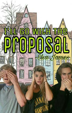 I'll Go With The Proposal by Teenage_adventurer