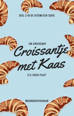 Croissantje met kaas [2] by Woordentovenaar