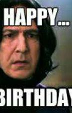 HAPPY BIRTHDAY IKIA! by -Hermione_Snape