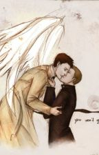 You are my hero[Destiel, one-shot, bxb] by StephyPowell