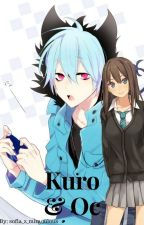 Kuro x Oc [Servamp] by Mazurka1234