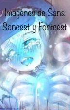 +18.  Imagenes de Sans, Sanscest y Fontcest by MariTwister123
