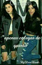 """""""Apenas Colegas De Quarto """" by liviabiank"""