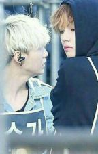 Trying To Be Normal ~ TAEGI [BTS] Hybrid FF by naanaashii