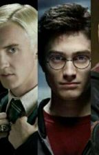 Harry Potter Imagines by emcorn2017