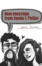 Nová zpráva od uživatele Jamie James Potter ✔ by _Jamie_Potter_