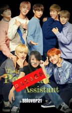 BTS: Their Personal Badass Assistant  by BBlover21