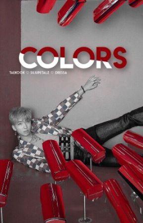 Colors   taekook [oneshot] by sujupetalz