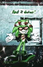 Prison Love (Scourge The hedgehog X Reader)  by PokemonFan1999