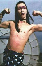 El festival de nuestra vida. (Marilyn Manson y Billie Joe Armstrong) by DborahLoiselSantana