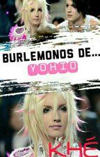 Burlemonos de...YOHIO by Fangirl_Obssesed