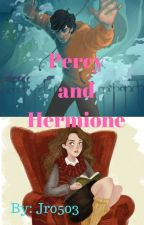 Percy and Hermione by jr0503