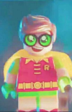 Ask And Dare Robin! (Lego Batman Movie) by Crazy_Cartoon_Lover