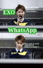 EXO WhatsApp [OT12] by LissHun189
