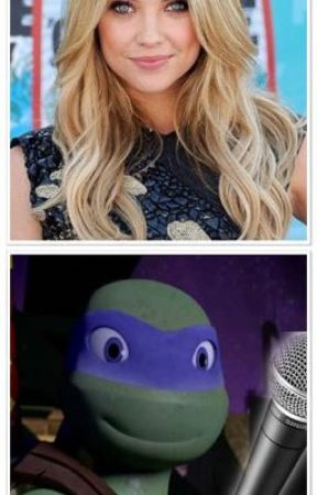 Tmnt One Shots Leo x Calista (SINGER! 🎤) by 1567034cat
