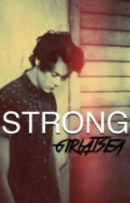 Strong {harry styles au} by girlatsea