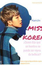 ✨Miss Korea ✨NamJin✨ by ManzanitaPerez