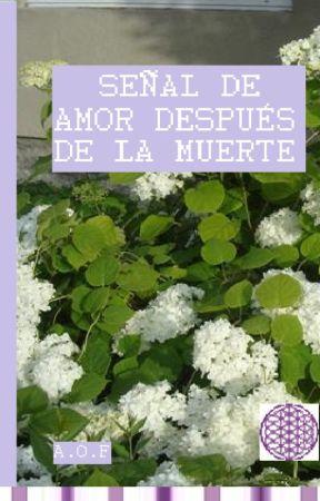 Señal de amor después de la muerte by Moon0305