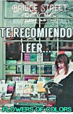 Te Recomiendo Leer.... by flowersofcolors