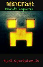 Hero Of Minecraft by xX_CycoSystem_Xx