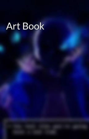 Art Book by Depressed_Shadowolf