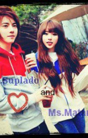 Mr.Suplado and Ms.Mataray by patrisha347