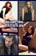 History Has Its Eyes on Me | DC's LOT by LittleRaven96
