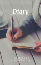 Diary by kissingthenerd