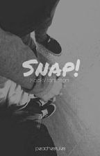 SNAP! (KookV Fanfiction) by peachesrules