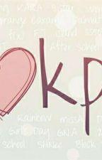 Imagine kpop! by JliaTbita