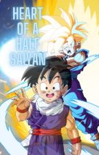 Heart of a half Saiyan (Gohan) by Silver-Serpent