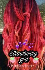 Strawberry girl by zuzkalist