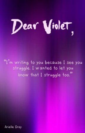 Saving Violet by ariellesinclair