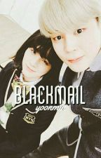 『 Blackmail 』; Yoonmin by blcksltg