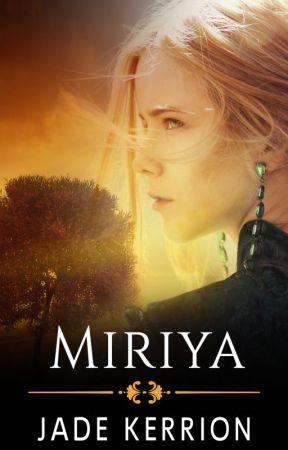 Miriya by JadeKerrion