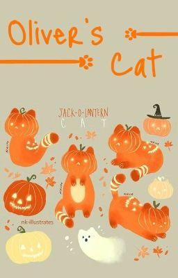 [ Oliver's Cat ] Jack 'O Lantern