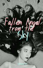 Fallen Angel from the Sky (Jungkook x IU) by hbbangfan