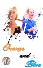 Orange and Blue by sassystydia