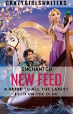 Enchanted newsfeed by CrazyGirlsWriters