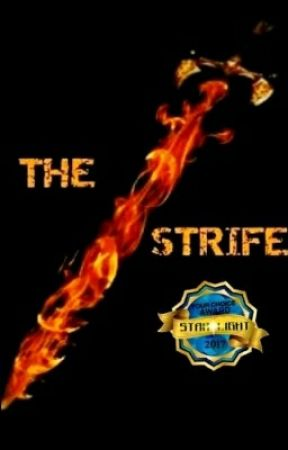 THE STRIFE by Bloombury