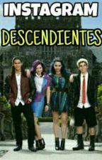 Instagram Descendientes by Fan_Dotchell