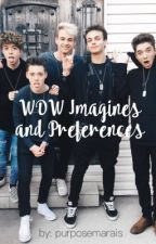Why Don't We Imagines & Preferences  by madeforzach
