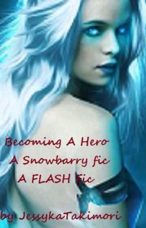 Becoming A Hero by JessykaTakimori