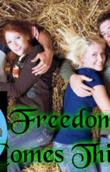 Freedom comes third (Family comes first) by HopeBlair-Coats