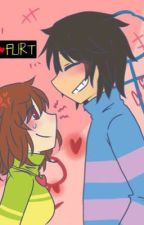 One true love (Sequel) ☽  Chara x Frisk by downpourlove