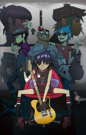 Big Book of Murdoc X Readers (and some 2-D) by swinchester22