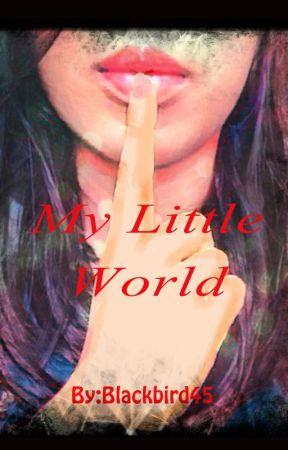 My little world by blackbird45